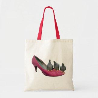 High Heel Pigeons Bags