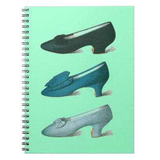 High Heels Notebook
