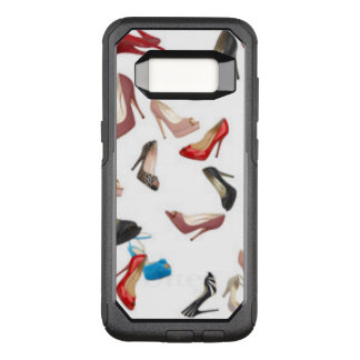 High Heels Shoes OtterBox Commuter Samsung Galaxy S8 Case