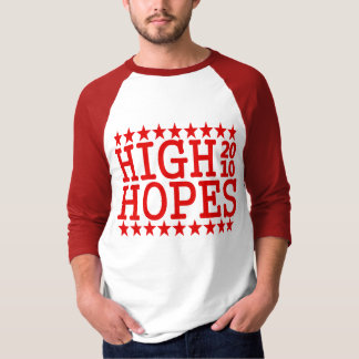 HIGH HOPES 2010 TSHIRT