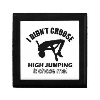 HIGH JUMPING DESIGNS GIFT BOX