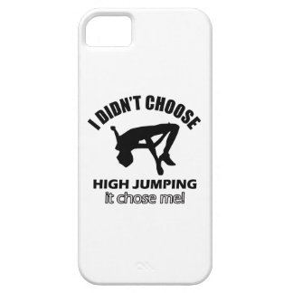 HIGH JUMPING DESIGNS iPhone 5 CASE