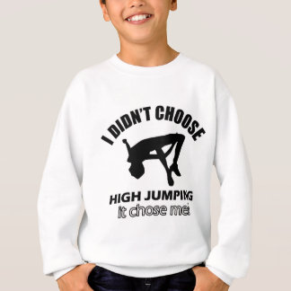 HIGH JUMPING DESIGNS SWEATSHIRT