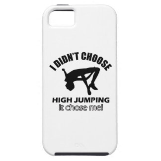 HIGH JUMPING DESIGNS TOUGH iPhone 5 CASE