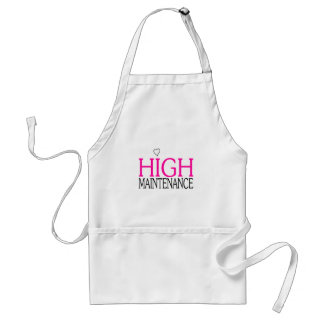 High Maintenance Standard Apron