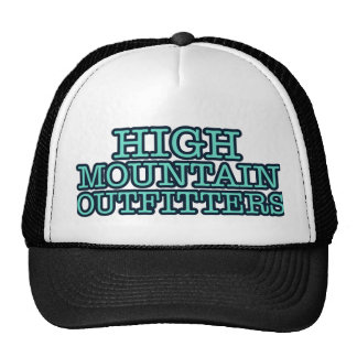 High Mountain Outfitters Mesh Hat