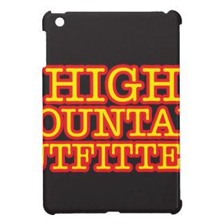 High Mountain Outfitters Case For The iPad Mini