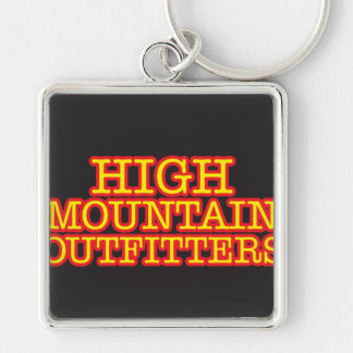 High Mountain Outfitters Keychains