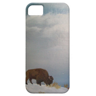 High on a windy hill. iPhone 5 case