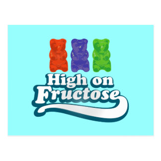 High on Fructose Postcard