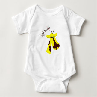 High On Life Baby Bodysuit