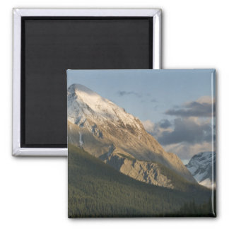 High peak near Maligne Lake, Jasper National Magnet