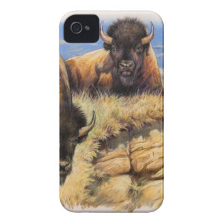 High Plains Bison iPhone 4 Cover