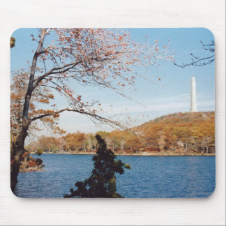 High Point Monument Mouse Pad
