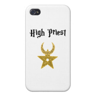 High Priest iPhone 4/4S Cover