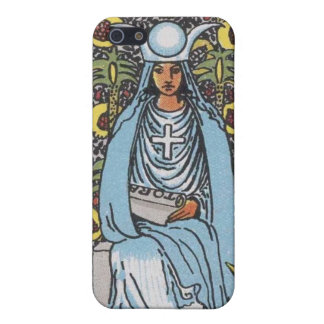 High Priestess iphone cover Case For iPhone 5/5S