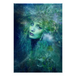 High Priestess of Water poster