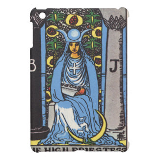 High Priestess Tarot Card Fortune Teller Case For The iPad Mini