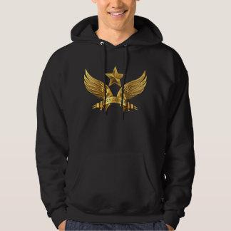 "High Quality ""Fly Genius"" Hooded Sweatshirt"