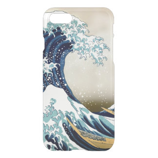 High Quality Great Wave off Kanagawa by Hokusai iPhone 7 Case
