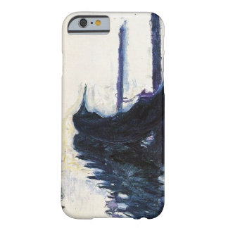 High Res Claude Monet Gondola In Venice Barely There iPhone 6 Case