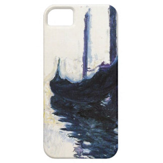 High Res Claude Monet Gondola In Venice iPhone 5 Covers