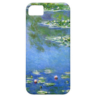 High Res Claude Monet Water Lilies Barely There iPhone 5 Case