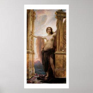High Resolution  Stunning Victorian Art Print