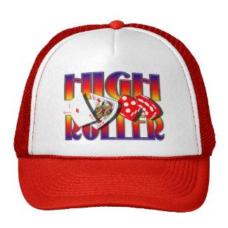 HIGH-ROLLER CAP