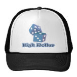 High Roller - Dice Games Hats