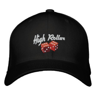 High Roller Embroidered Hat