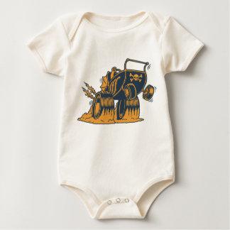 High Roller Stroller Baby Bodysuit