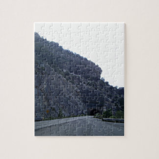 High Rolls Mountain Tunnel New Mexico Puzzles