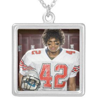 High School football player Pendants