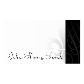 High School Graduation Name Card Double-Sided Standard Business Cards (Pack Of 100)