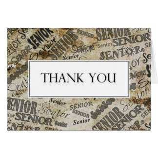 High School Graduation Thank You Note Cards