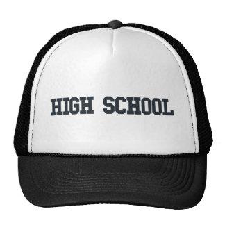 High School Hats