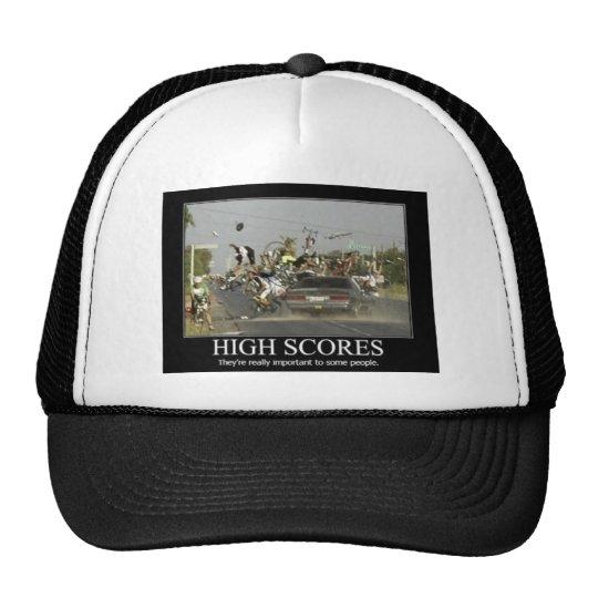 High Score Cap
