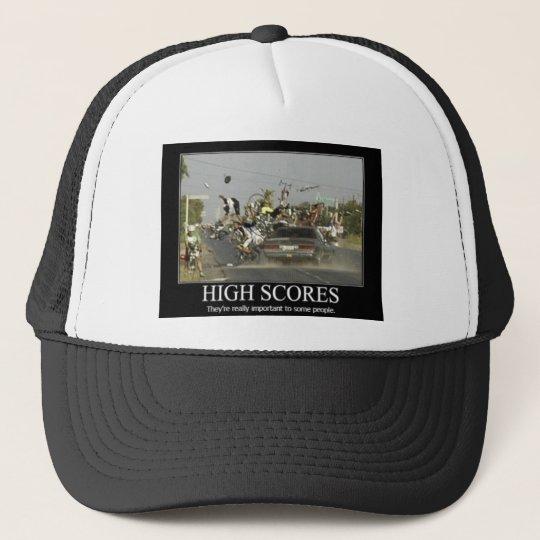 High Score Trucker Hat