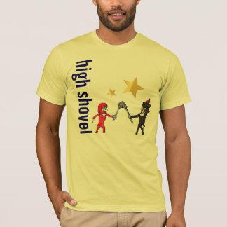 High shovel shirt