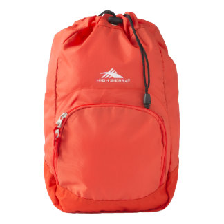 High Sierra Backpack, Red Backpack