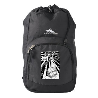 High Sierra Backpack - Women Forever Strong