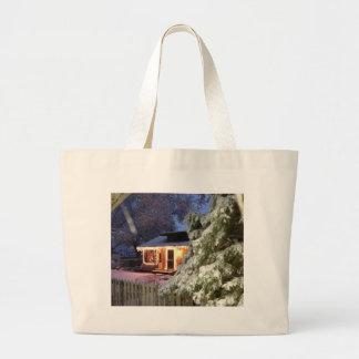 High Sierra Holiday Large Tote Bag