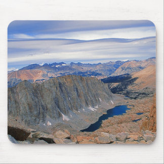 High Sierra Nevada Lake Mouse Pad
