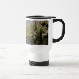 High Sierras mug