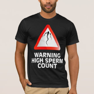 Sperm counts High