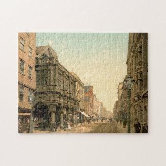 High Street, Exeter, Devon, England Jigsaw Puzzle