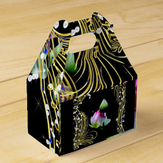 HIGH TEA AT NOON - CELEBRATION GATHERING ACCESSORY FAVOUR BOX
