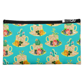 High Tea Makeup Bag