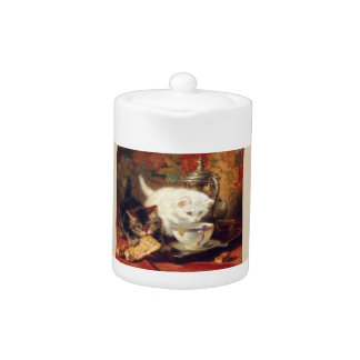 High Tea Porcelain Teapot